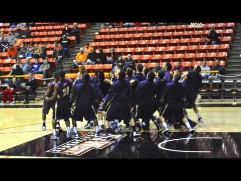 Cal Maritime Men's Basketball Knows How to Move it like Bernie