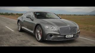 The 2019 Bentley Continental GT - Drive the Extraordinary.