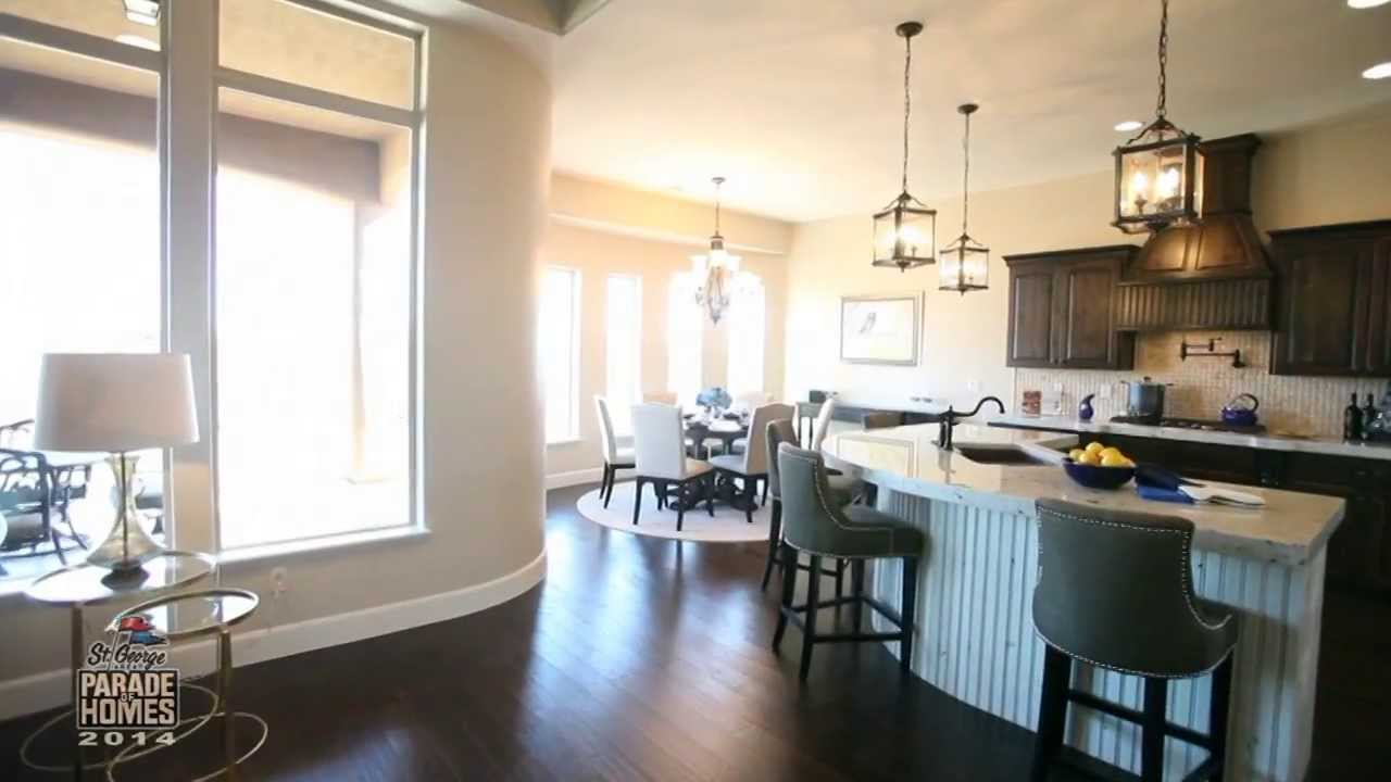St George Area Parade Of Homes | American Heritage Homes - YouTube