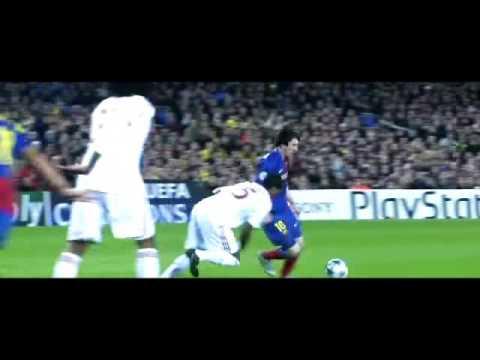 FC Barcelona 4-0 FC Bayern Münich by Mlody