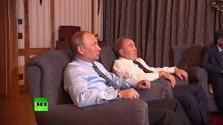 Казахский фильм от которого плакал Путин