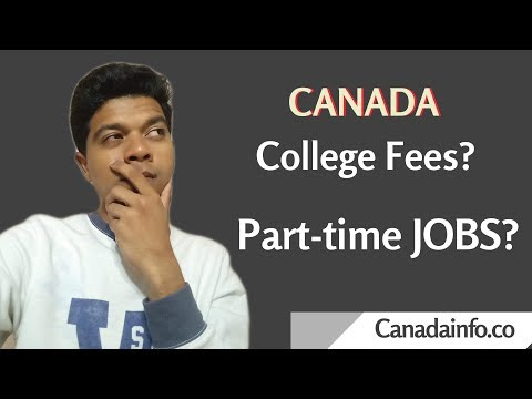 Can We Pay Fees by Working Part Time? How Much Money Students Earn in Canada?