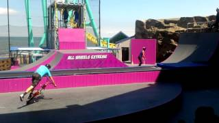 All Wheels Extreme -- Cedar Point 2012 Part 1 of 6