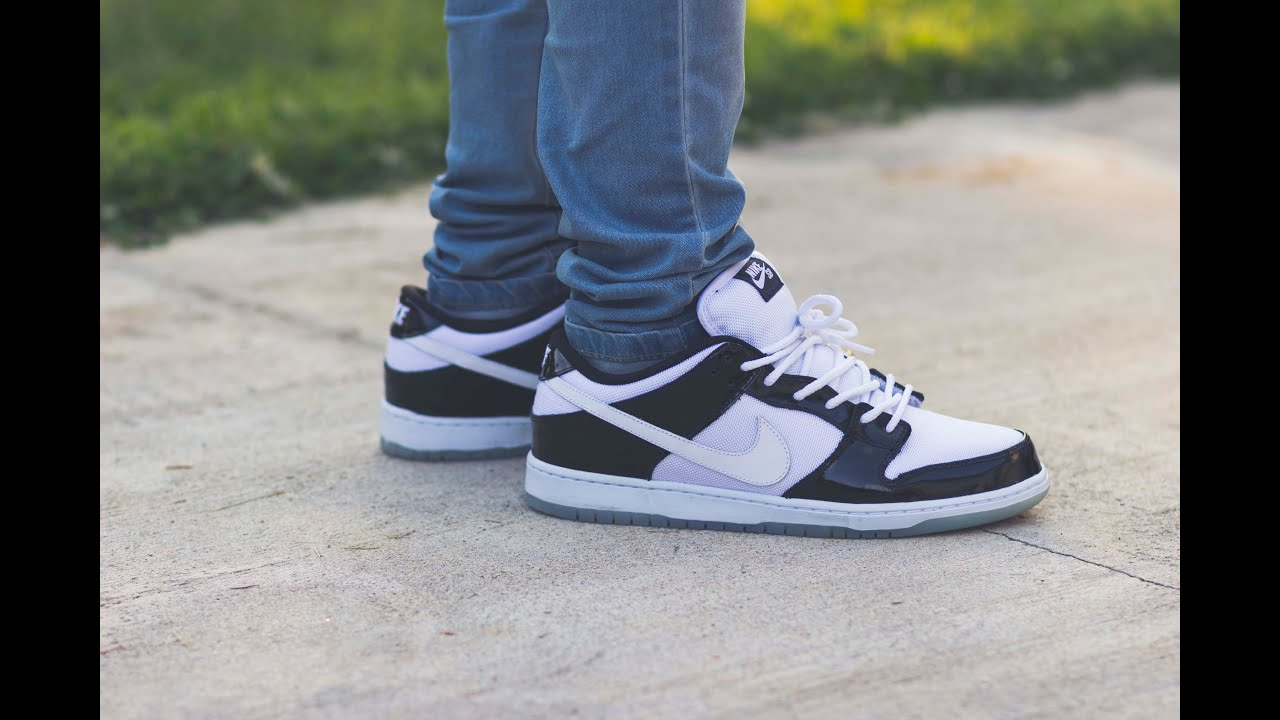 in stock d7f66 3fc33 ... sale nike sb concord dunk low on foot review 1893e bb9fd