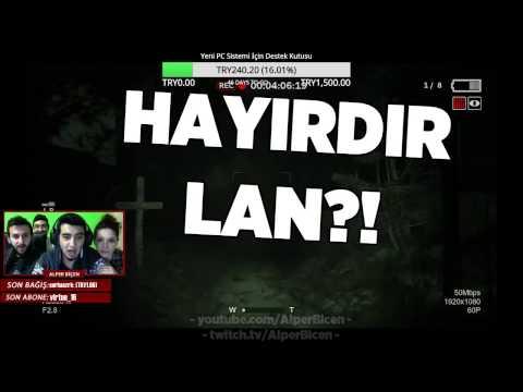 OUTLAST 2 EN KOMİK/KORKUNÇ ANLAR/TEPKİLER (Twitch Eğlenceli Anlar)