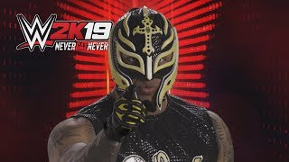 WWE 2K19: Rey Mysterio Promo (Pre-Order to Play as the Master of 619 Rey Mysterio!)