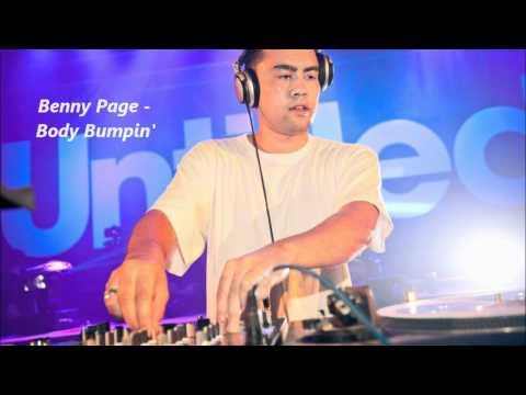 Benny Page - Body Bumpin (Radio 1 Rip 14.04.11)