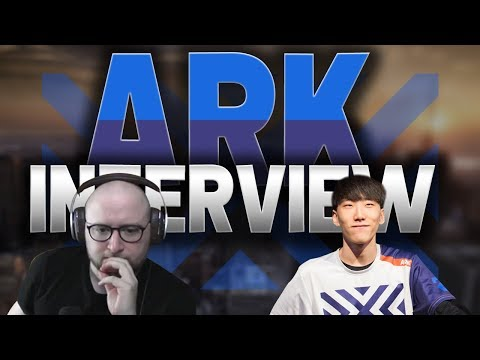 NYXL Ark Interview - Off season, Korean Contenders Finals, South Korea World Cup, and More!