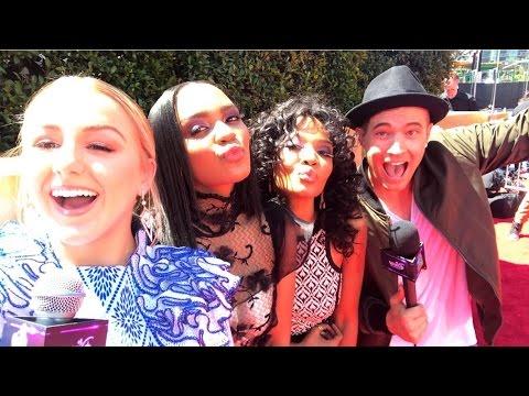 China Anne McClain Gushes Over Chloe Lukasiak! | Radio Disney Music Awards