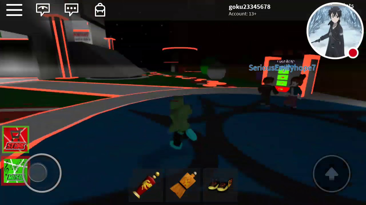 809ba958651be Guys get on Roblox and try this game get crushed by the speeding wall and  after passing level 1 try