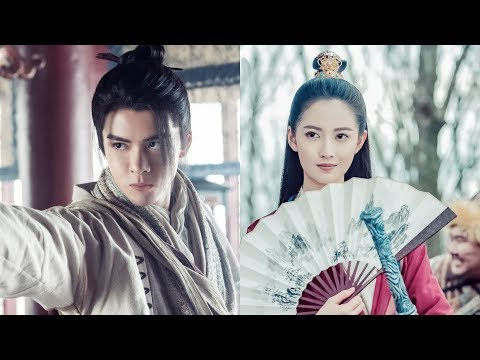Heavenly Sword Dragon Slaying Saber 倚天屠龙记 Zeng Shunxi, Chen Yuqi [Upcoming Chinese Drama 2018]