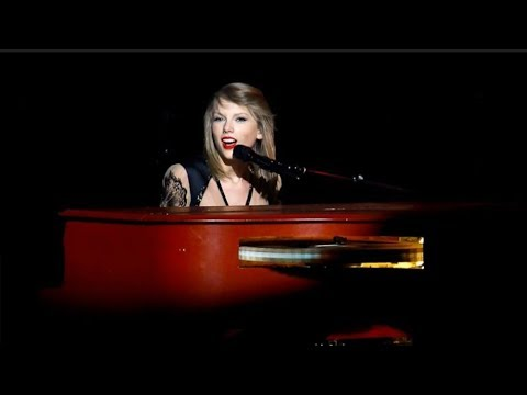 Taylor Swift - All Too Well # RED Tour # Tokyo, Japan