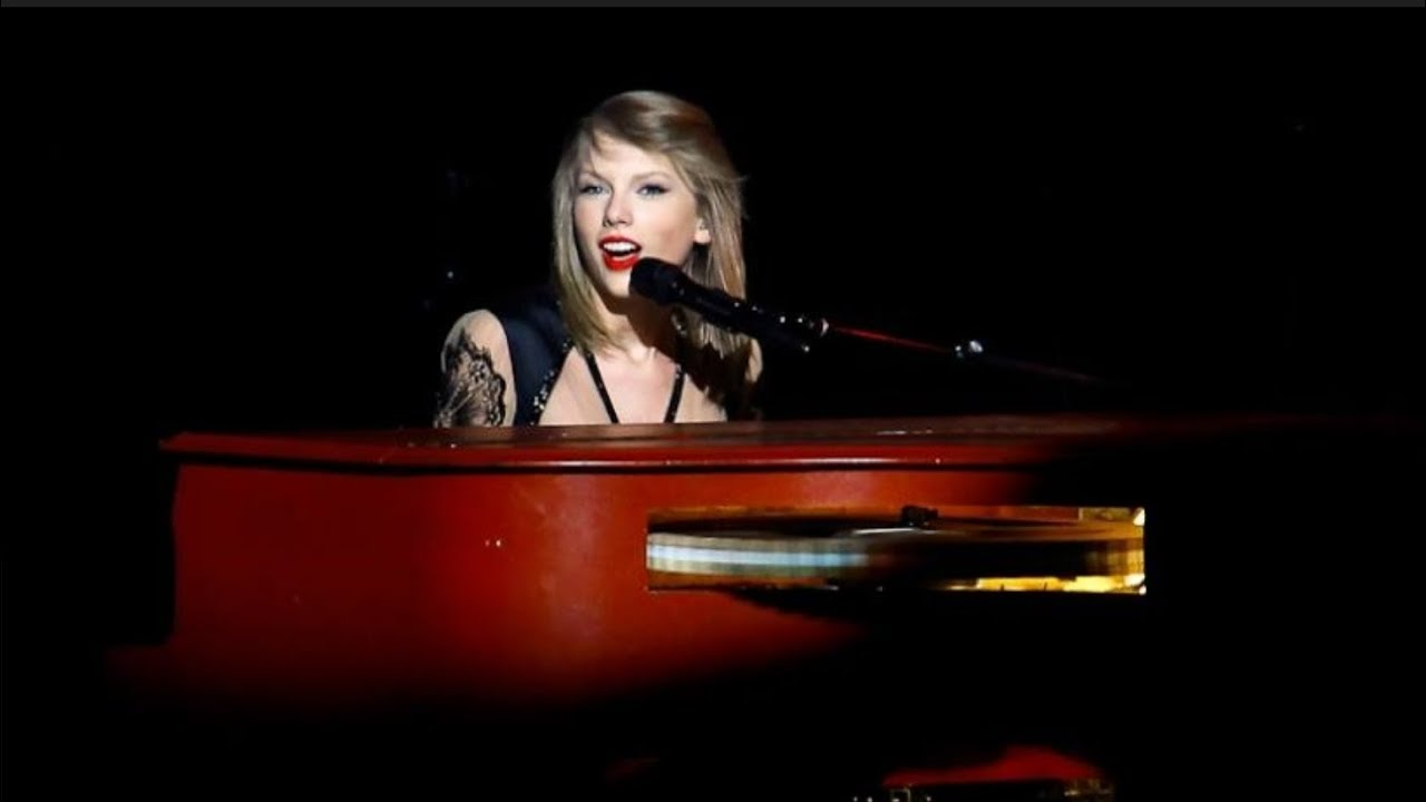 Taylor Swift All Too Well Red Tour Tokyo Japan Youtube