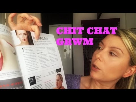 Mega Chatty GRWM | Self Worth