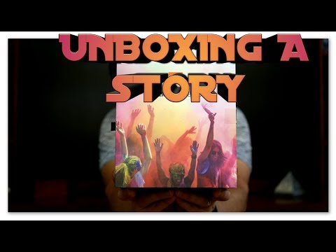 UNBOXING Plus STORY !!!