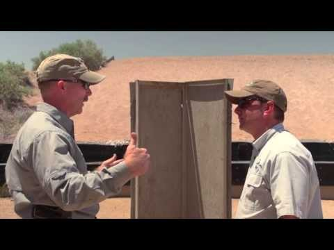 Personal Defense Tip: Shooting From Cover - Gunsite Academy Firearms Training