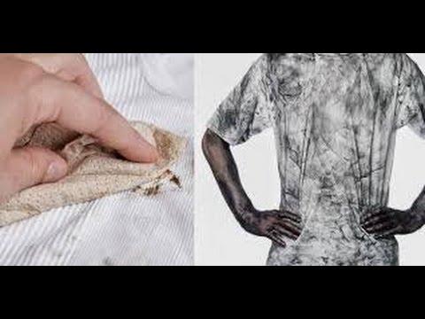 Cara Menghilangkan Noda Bintik Hitam Di Baju Youtube