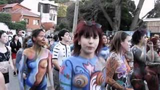 Cuerpos pintados - Carnavales culturales...