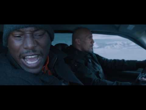 Fast and Furious 8 - Submarine vs Car Scene FHD - The Fate of Furious