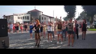 Flashmob by  iLike art complex Ukraine - Развлекательный флешмоб команды iLike