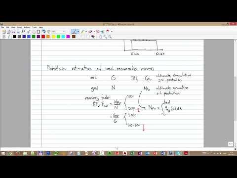 4 - Probabilistic reserve estimation - Monte Carlo method