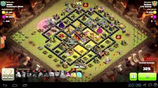 Clash of Clans - Hog Rider War 1