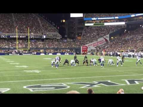 Trevone Boykin Rush TD- PS Week 3 vs Cowboys