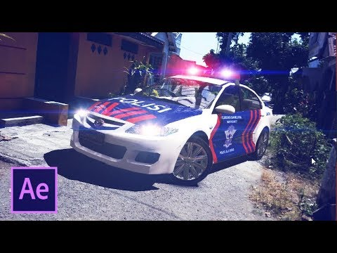After Effects Tutorial Indonesia    Memasukan Objek 3D Ke Live Action Footage With Element 3D£