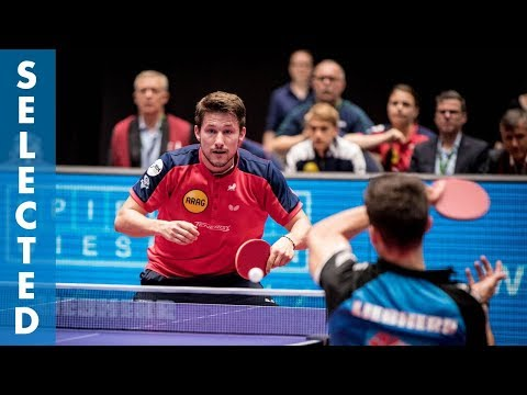Kristian Karlsson vs Dang Qiu (TTBL Selected)