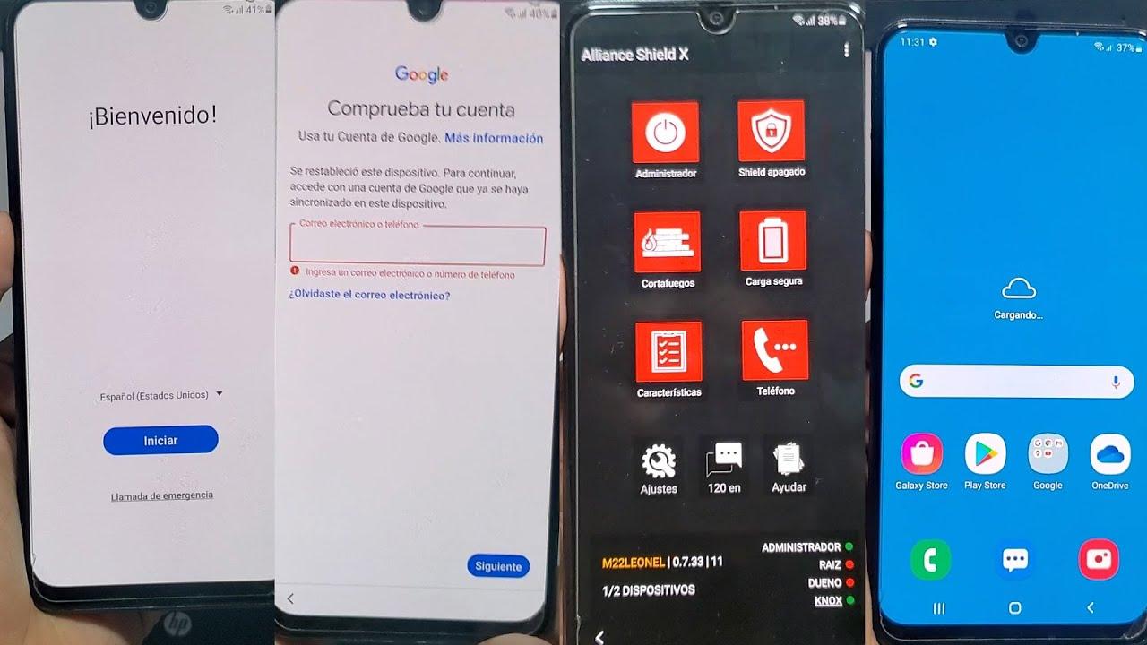 FRP todos los samsung android 11 A10,A11,A12,A20 A30,31,32,A50,51,A71,72 nueva APK nuevo metodo