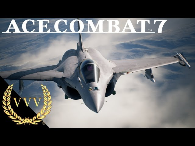 Ace Combat 7 Gameplay Stream