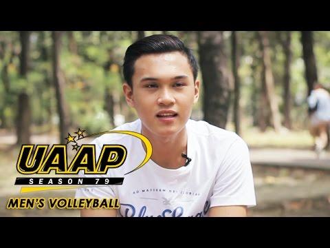 Ish Polvorosa - Ateneo de Manila University | Dare To Be True | UAAP 79