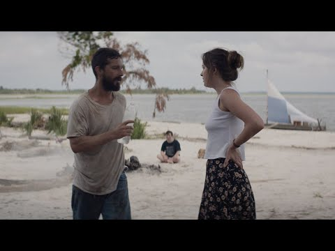 Watch Shia LaBeouf and Dakota Johnson in an Exclusive Scene From The Peanut Butter Falcon