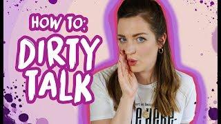 Dirty Talk: Wie mit Worten einheizen? | Bedside Stories
