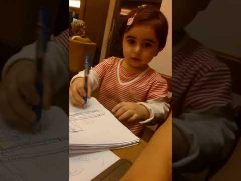 omg cutest baby in Doha at coffee shop 커피숍에서 일하고 있는데 귀여운 아기가 나타났다