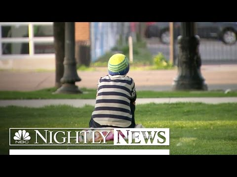 Utah Provides Housing For Homeless | NBC Nightly News