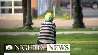 Utah Provides Housing For Homeless | NBC Nightly News