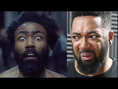Childish Gambino - This Is America   - REACTION
