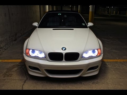 Understated Media Alpine White E46 M3 Feature Youtube