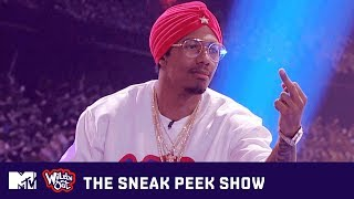 Remember When Nick Cannon Got Fired From 'America's Got Talent'? | The Sneak Peek Show | MTV