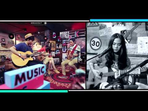 Sheryl Seinafia dan The Finest Tree - Thinking Out Loud - Cover Ed Sheeran
