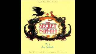 Secret of N.I.M.H. OST: Flying Dreams (Paul Williams) (vinyl)