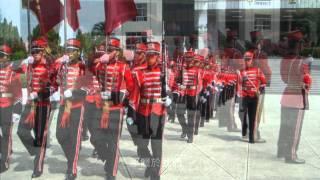 臺灣警察專科學校專二十八期第一中隊學生儀隊HD.wmv