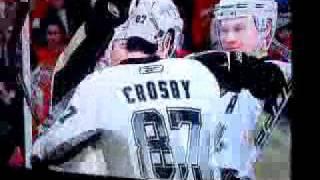 PS 3 NHL 10 Demo goal by Sidney Crosby