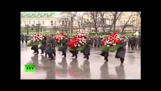 Военный парад 7 ноября 2013 года на Красной площади