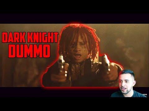 Trippie Redd - Dark Knight Dummo Ft. Travis Scott | MONSTERS & GUNS! (Official Reaction Video)
