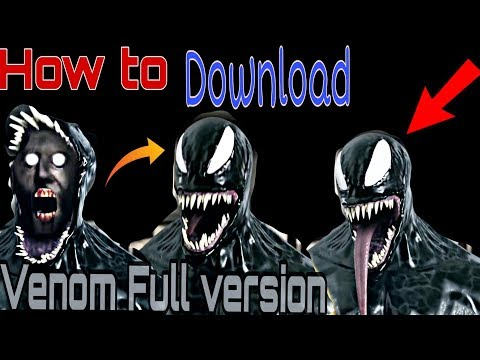 How to download Venom mod Full version 1 5 mod apk   Granny The horror game