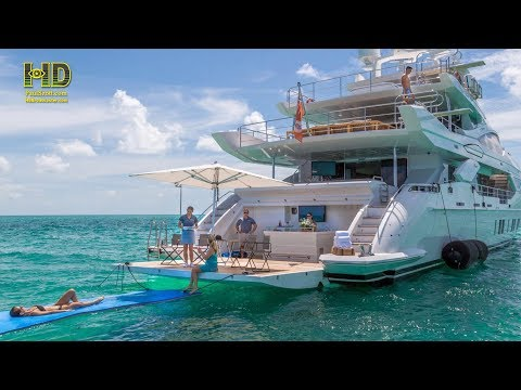 Summer Music Mix- $150,000,000 Yachts - Bahamas by boat, Travel