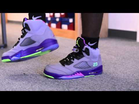 Air Jordan 5 V Bel Air Unboxing and on feet review