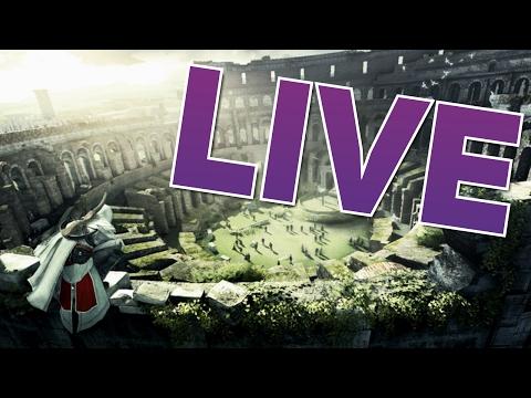 Assassin's Creed Brotherhood [LIVE/PC] - Discord Community Call/Chill Stream